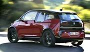 essai BMW i3s : Coup de punch
