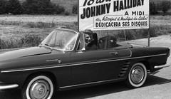 Quelques exemples des voitures que posséda ou pilota Johnny Hallyday