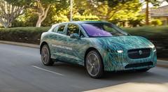 Jaguar met la touche finale à son SUV électrique, l'I-Pace