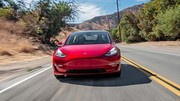 Tesla Model 3 : homologuée à 499 km d'autonomie