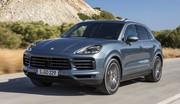 Essai Porsche Cayenne 2017 : La troisième génération du SUV Porsche