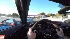 Essai Audi RS4 (B9) 2018
