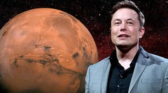 Musk veut envoyer une Tesla aux Martiens