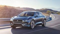 Le Jaguar I-Pace définitif verra le jour au salon de Genève