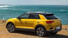 Essai Volkswagen T-Roc 1,0 TSi: Sympa, coloré, mais la finition est en baisse