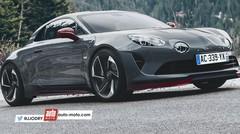 Future Alpine A110 300 ch : ça se précise pour la version radicale
