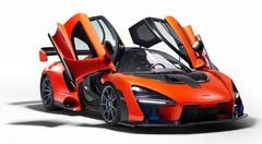 McLaren dévoile sa nouvelle supercar, la Senna