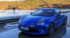 Essai de l'Alpine A110 : Une sportive authentique et homogène