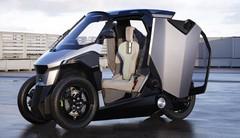 PSA EU-LIVE : l'ingénieux concept 4 roues entre MP3 et Twizy