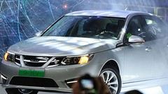 NEVS : résurrection de la Saab 9-3 !