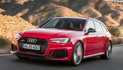 Essai Audi RS4 Avant 2018 : Bête de scène