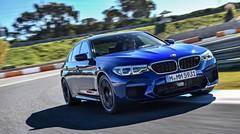 Essai BMW M5 (2018) : Mieux mais moins mâle