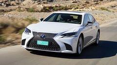 Essai Lexus LS 500h 2018 : Du style et de l'audace