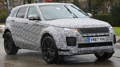 Sortie bien camouflée pour le futur Range Rover Evoque