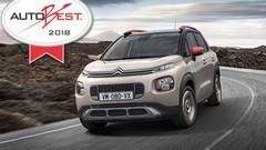 AutoBest 2018 : victoire pour la Citroën C3 Aircross
