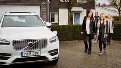 Volvo va faire tester ses futures voitures autonomes à des familles suédoises
