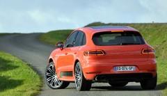 Essai Porsche Macan Turbo Pack Performance : Hauteur de vue...