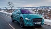 Essai prototype exclusif – Jaguar i-Pace : Faire mieux que Tesl