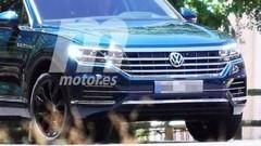 Volkswagen : le nouveau Touareg surpris sans aucun camouflage