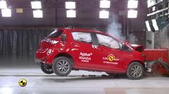 BMW, Jaguar, Kia, Toyota, une pluie de 5 étoiles aux tests Euro NCAP