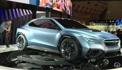 Subaru WRX STI : un nouveau modèle hybride ?