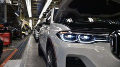 BMW : le X7 bientôt en production !