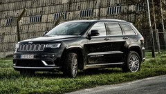 Essai Jeep Grand Cherokee 3.0 CRD