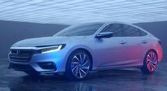 Honda Insight 3 : l'anti-Prius d'Honda dévoilée au salon de Detroit