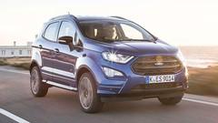 Essai Ford EcoSport restylé : Enfin à la hauteur ?