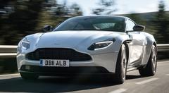 Essai Aston Martin DB11 : Un orage dans la vallée