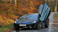 Essai McLaren 570GT : Britain's got talent