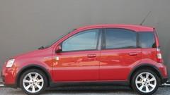 Marche arrière : La Fiat Panda 100 HP