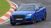 Audi SQ2 : une version S pour le SUV urbain
