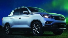 SsangYong Musso Sports : un pick-up de luxe face au Classe X