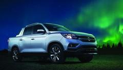 Ssangyong annonce son nouveau pick-up