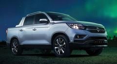 SsangYong Q200 : un nouveau pickup sur le marché
