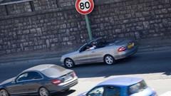 Une annonce sur la vitesse limitée à 80 km/h attendue le 9 janvier