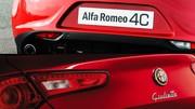 Alfa Romeo envisage des héritières à la 4C et la Giulietta
