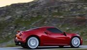 Grosse évolution pour l'Alfa Romeo 4C en 2018