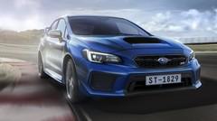 Subaru WRX STi Legend Edition : sayonara !