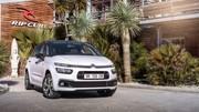 Citroën C4 Picasso Rip Curl : le monospace prend la vague