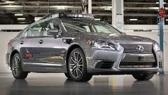 Toyota présente le concept d'une véritable voiture autonome