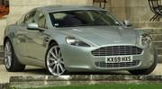 Aston Martin va se mettre à l'électrique