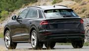L'Audi Q8 à poil !