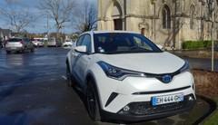 Essai Toyota C-HR : plus de liberté au design !