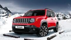 Jeep Renegade : une série Aspen Edition