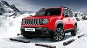 Le Jeep Renegade en série spéciale Aspen