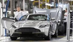 Explosion des ventes pour Aston Martin en 2017