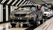 L'usine PSA de Sochaux prête à battre des records de production en 2018 grâce au 3008