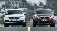 Essai : le Skoda Karoq défie le Peugeot 3008